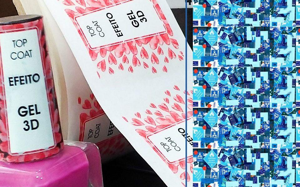 Impressos de Etiquetas
